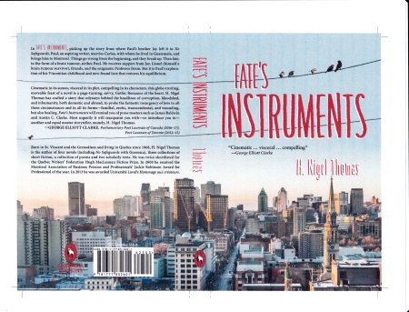 Cover Fate's Instruments